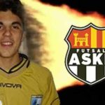 Luca Galosi, Altro acquisto per la futsal ASKL