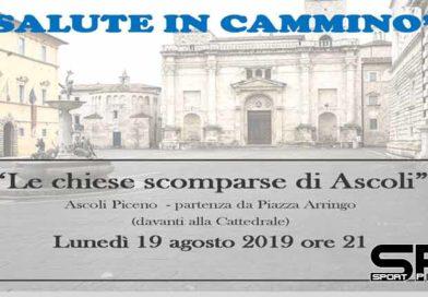 """Lunedi 19 agosto appuntamento con """"Le chiese scomparse di Ascoli"""""""