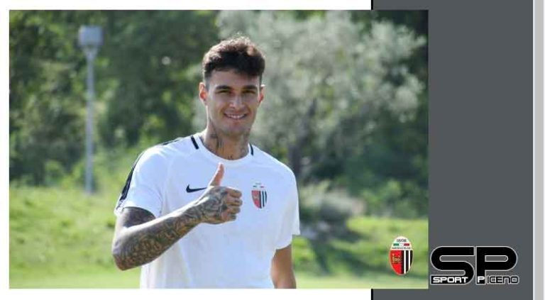 """ASCOLI-COSENZA 3-2, Scamacca: """"Bravi a crederci. Gol dedicati alla squadra""""."""