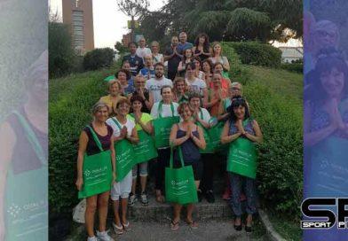 """Si avvia alla conclusione il progetto """"Summer Yoga"""" a Folignano"""