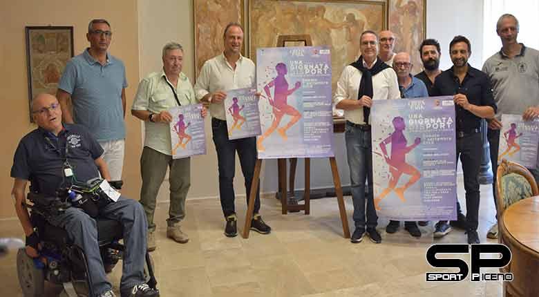 """""""Una giornata DISport"""", ad Ascoli terza edizione"""