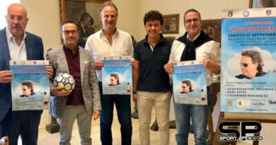 3° memorial di futsal Antonio Bellini