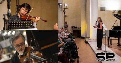 Ascolipicenofestival, fine settimana di classe e gusto Le opere prime dei giganti della storia della musica