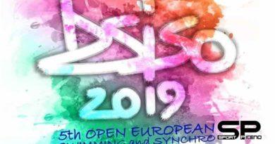 Dsiso 2019: Italia Campione D'Europa