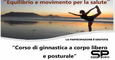 Equilibrio e movimento per la salute
