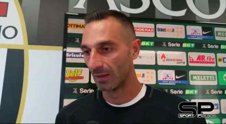 L'Ascoli subisce la prima sconfitta casalinga ad opera del Pescara per 2-0.