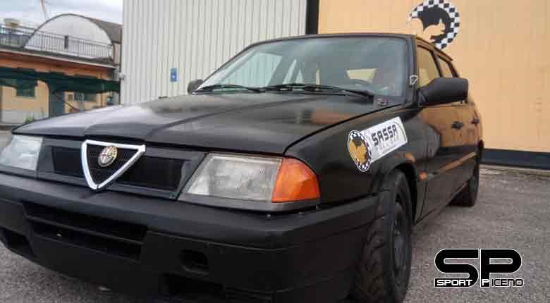 L'Alfa Young Timer in programma domenica 29 settembre all'autodromo Varano de' Melegari sarà l'occasione per ritorno alle competizioni della SASSA ROLL-BAR con una propria vettura e un proprio pilota