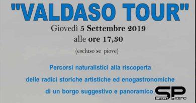 """ALTIDONA – Giovedì 5 settembre è in programma l'ottava tappa del progetto """"Valdaso tour"""" con destinazione Altidona."""