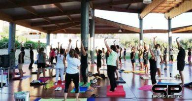 """Martedì 3 settembre ultima lezione di """"Summer Yoga"""" a Grottammare"""