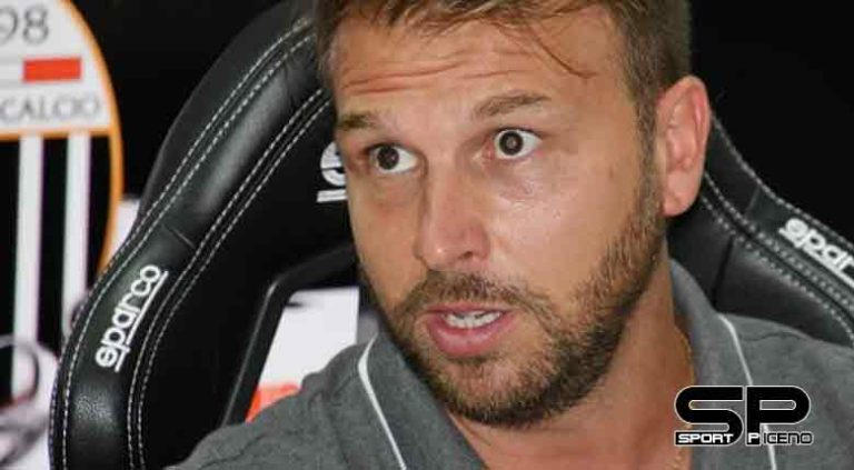 """ASCOLI-COSENZA 3-2, Mister Zanetti: """"Squadra col piglio giusto, ora va data continuità""""."""