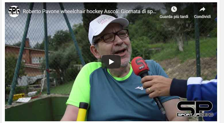 Roberto-Pavone-wheelchair-hockey-Ascoli