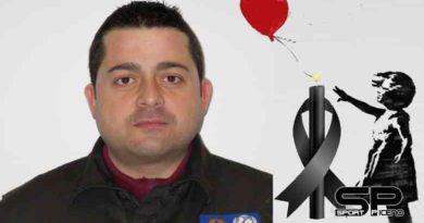 Improvvisa scomparsa ad Osimo del VVFF Simone Baldoni