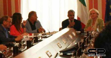 : monitoraggio dei lavori di ripristino della viabilità tra le Regioni Marche ed Umbria