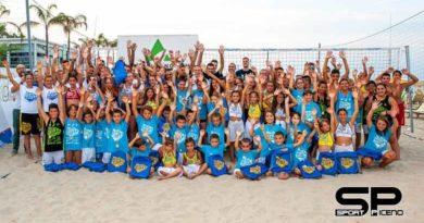 quattordicesima edizione di Beach Volley Young Academy