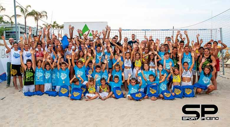 quattordicesima edizione di Beach Volley Young Academy