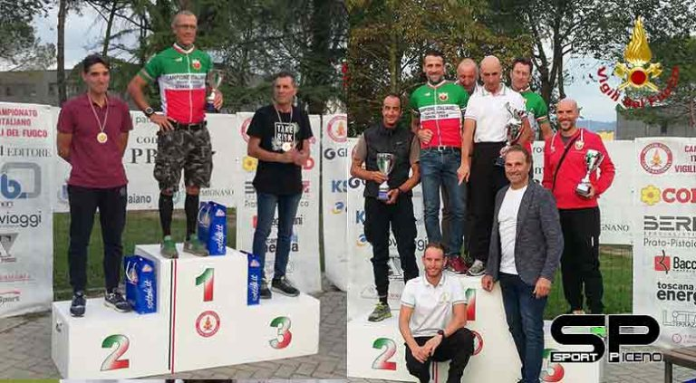 30° campionato VVF ciclismo su strada