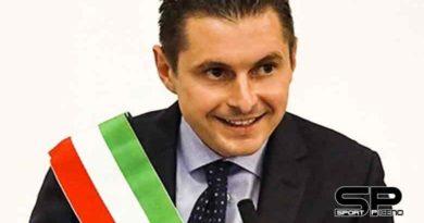 Il Sindaco Marco Fioravanti