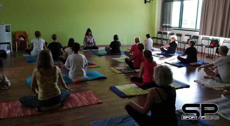Ogni giovedì corso di yoga olistico a Pagliare:  prossimo appuntamento il 10 ottobre