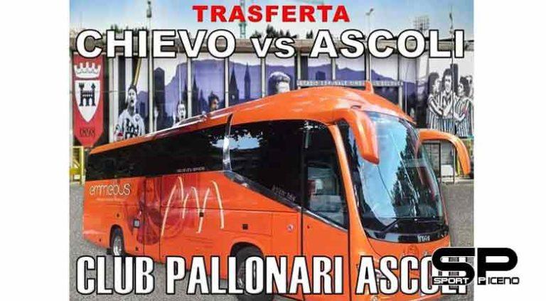 """Tutti allo stadio """"Bentegodi"""" con """"I Pallonari dell'Ascoli Calcio""""."""