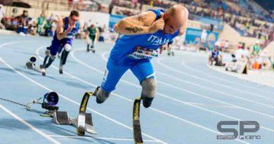 Atletica paralimpica, Mondiali Dubai: Campeotto sesto nei 400. L'Italia chiude con 6 medaglie e 5 pass per Tokyo 2020