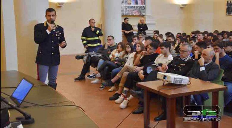 Ascoli Piceno – Giornata nazionale in memoria delle vittime della strada.
