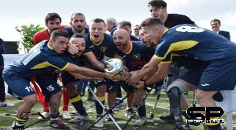 Definito il calendario 2021 per Calcio amputati, Calcio a 7 e Rugby in carrozzina