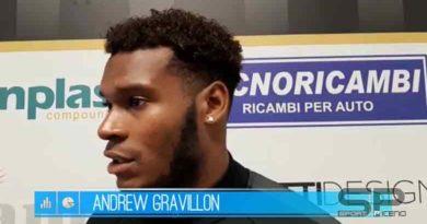 """Gravillon: """"Andare in capo con la convinzione giusta e con la voglia di vincere, non interessa l'altra squadra"""""""