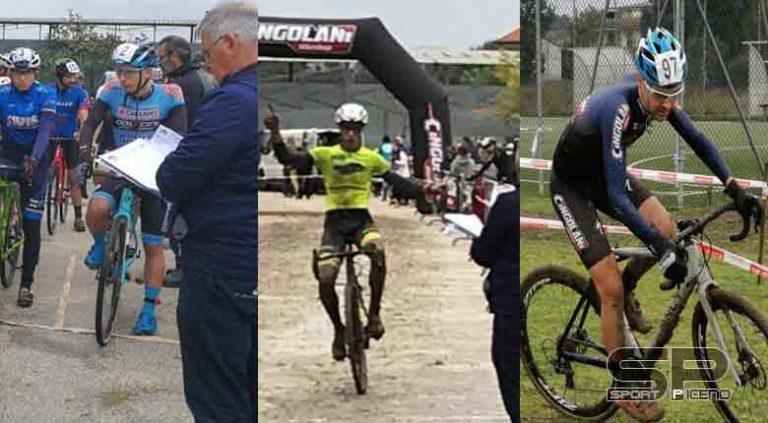 """Memorial Giancarlo Ceccacci: ciclocross """"show"""" sui prati di Pianello d'Ostra"""