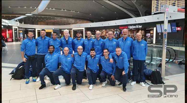 Adriatica Uici presente con 3 giocatori ai Mondiali di Calcio a 5 ipovedenti