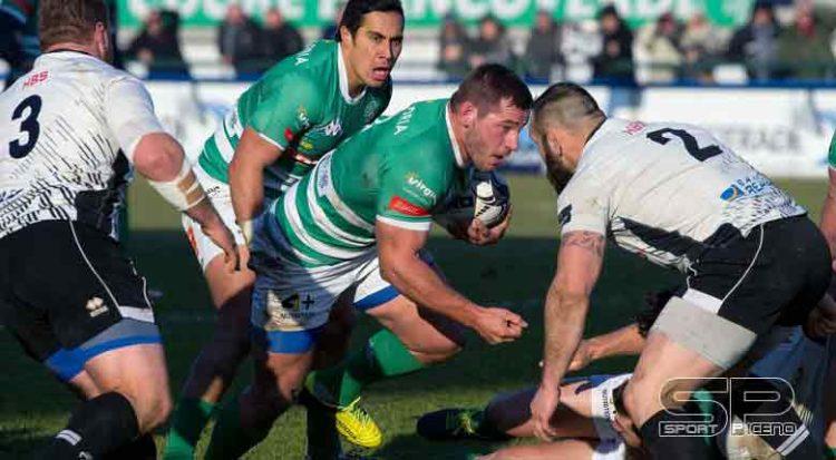 COMUNICATO ORNEL GEGA Benetton Rugby