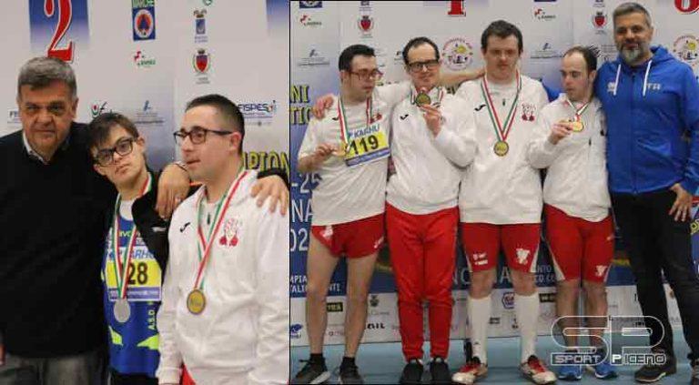 CS_Risultati FISDIR Campionato Atletica Leggera Indoor