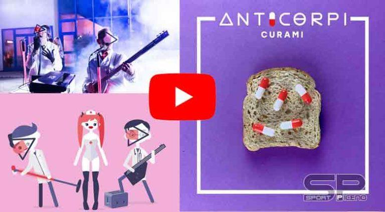 """""""CURAMI""""  il nuovo singolo della band electropop  ANTICORPI  Al via il 25 gennaio """"Vota Estinzione Tour 2020"""""""