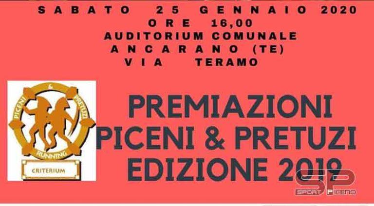 Criterium Piceni&Pretuzi, le premiazioni 2019 di Ancarano lanciano il calendario 2020!