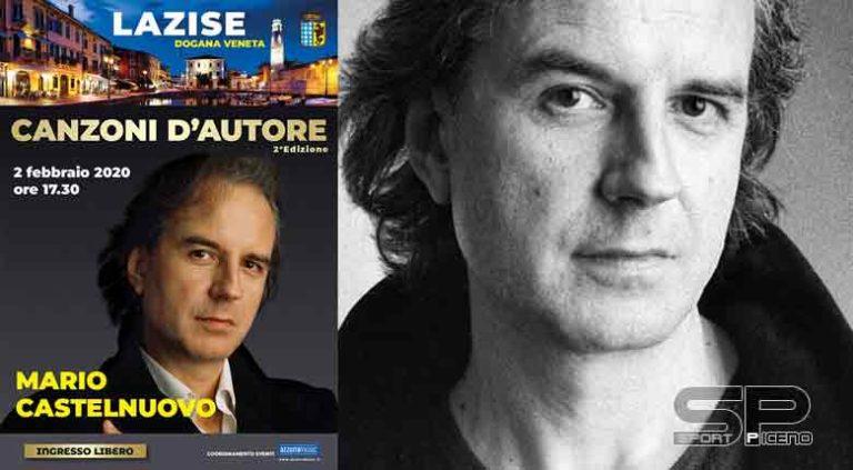 LAZISE – CANZONI D'AUTORE  seconda edizione  rassegna patrocinata dal Comune di Lazise e organizzata da Azzurra Music  Mario Castelnuovo
