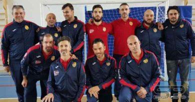 L'Adriatica UICI apre il 2020 al comando il campionato di calcio a 5 ipovedenti