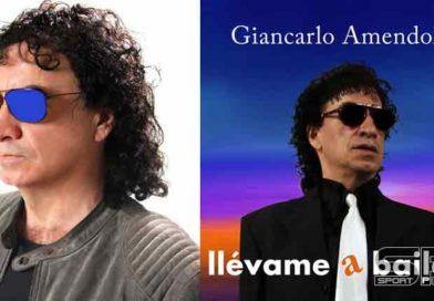 """""""LLÉVAME A BAILAR""""  il nuovo singolo di  GIANCARLO AMENDOLA"""