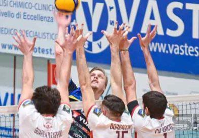 Pallavolo Serie A: Videx Grottazzolina – Roma Volley Club 3-1
