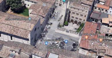 Regolamentazione della circolazione per i lavori in Piazza Sant'Agostino
