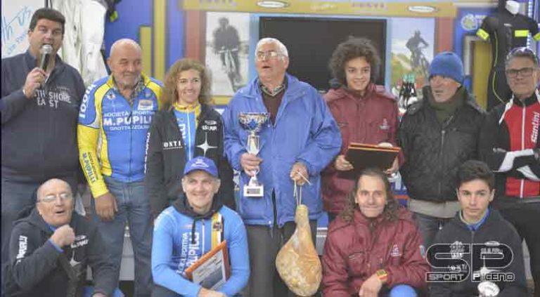 A Grottazzolina epilogo di successo del ciclocross Marche sotto il marchio del CSI