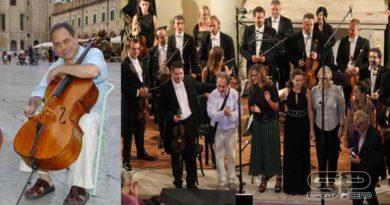 """Ascoli rende omaggio a Michael Flaksman Concerto e intitolazione del """"Larghetto"""""""