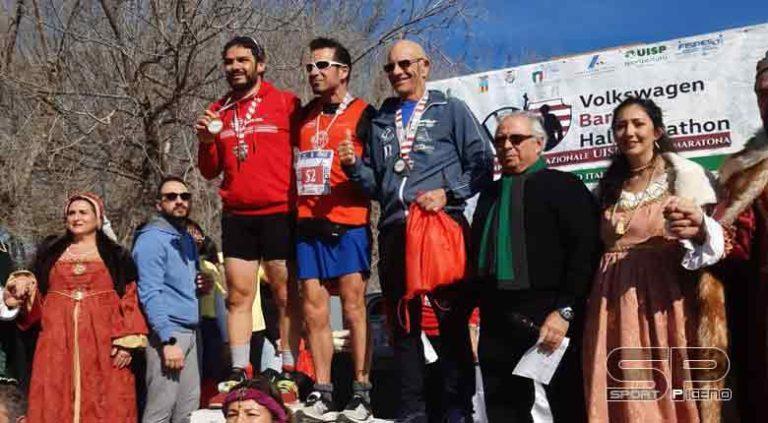 Atletica paralimpica: Cicchetti ancora record nel lungo. A Barletta assegnati i tricolori di Mezza Maratona.