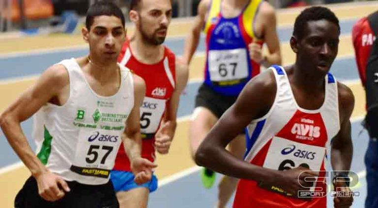 Atletica paralimpica: Dieng ancora record nei 1500 indoor di Ancona