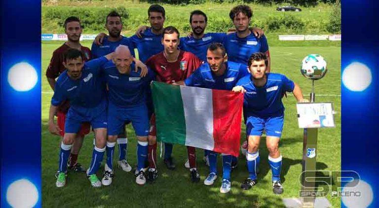 Calcio a 7: Azzurri in raduno a Messina