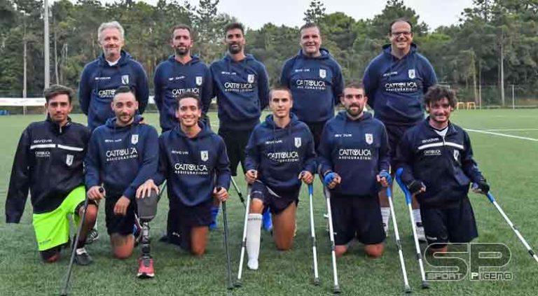 Calcio amputati, Europei di Cracovia: Italia nel girone con Turchia, Georgia e Olanda