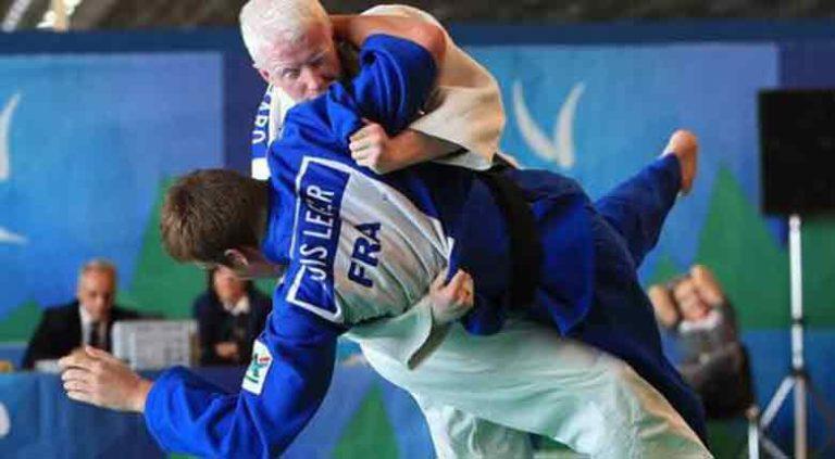 Judo, raduno della Nazionale al Centro di Preparazione Paralimpica