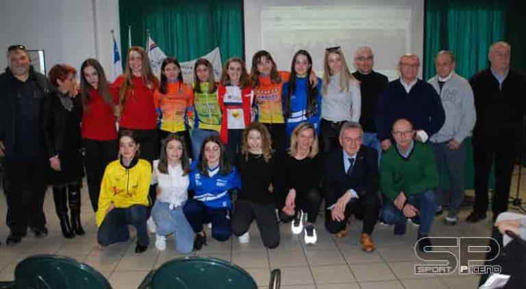 Trofeo Rosa Interregionale, a Civitanova Marche premiate le migliori protagoniste del ciclismo giovanile femminile