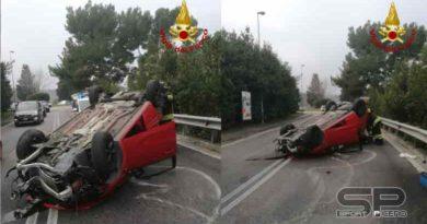Vigili del fuoco – Ancona Incidente stradale