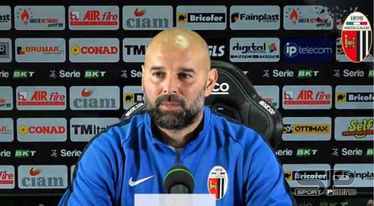 Ascoli Chievo 1-1, L'Ascoli non sa più vincere.