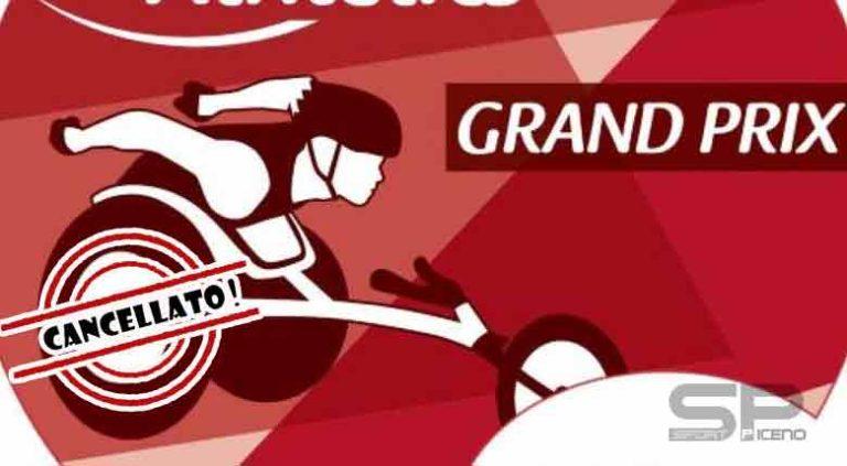 Atletica paralimpica: cancellato il Grand Prix di Jesolo di maggio