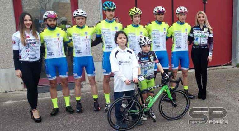 Fonte Collina-Stipa Milano, finalmente in sella con juniores ed under 23